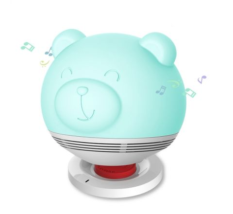 Mipow lámpara/altavoz Bluetooth Bear