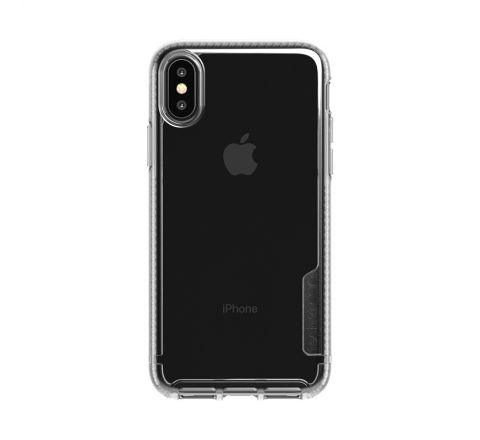 Tech21 carcasa Pure Clear for Apple iPhone Xs/X transparente