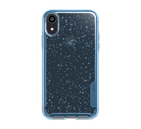 Tech21 carcasa Pure Soda Apple iPhone XR azul