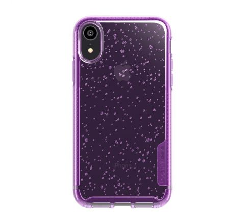 Tech21 carcasa Pure Soda Apple iPhone XR lila