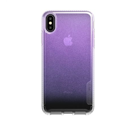 Tech21 carcasa Pure Shimmer Apple iPhone Xs Max rosa