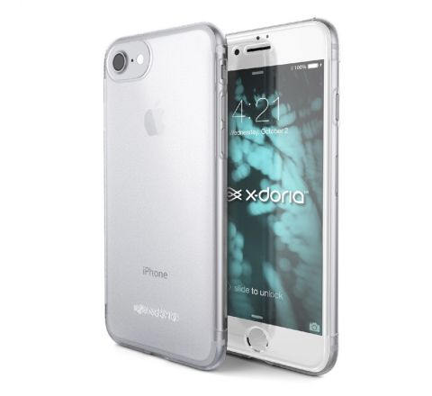 Xdoria carcasa Defense 360 Apple iPhone 8/7 transparente